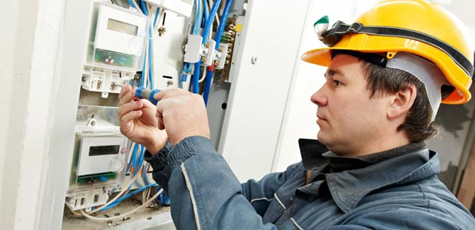elektrische installatie Moerbeke